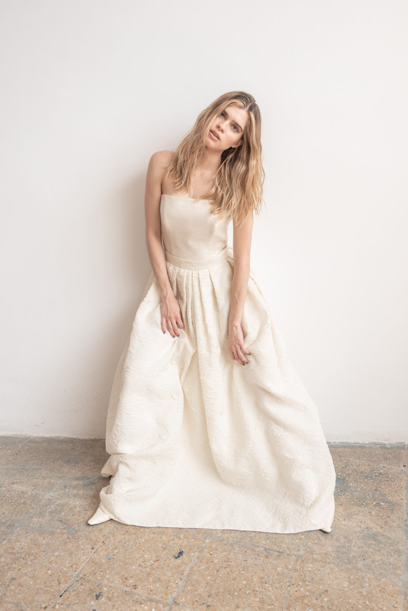 Vestido de novia ROSE SAVAGE212