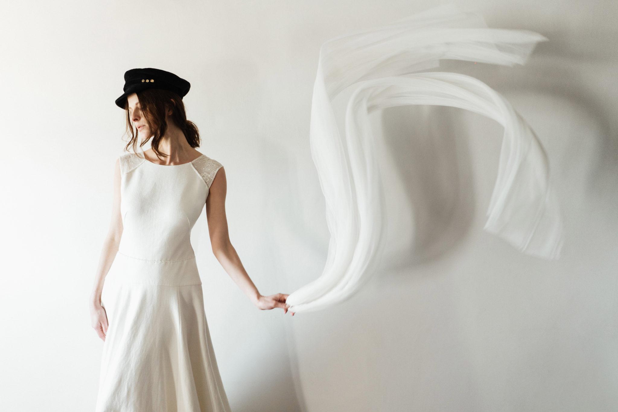Vestido de novia Ran 19 de Veronica Miranda